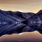 Lago di Scanno by Olivier  Jules