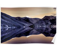 Lago di Scanno Poster