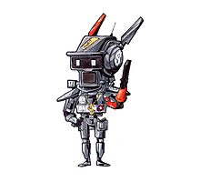 chappie Photographic Print
