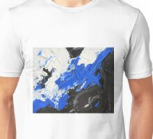 Abstract Acrylic Painting  Unisex T-Shirt