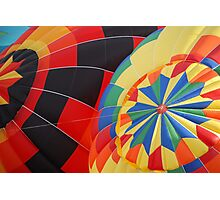 Hot Air Photographic Print