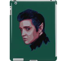 Elvish Presley    No Title Version  iPad Case/Skin