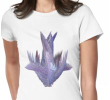 ICE SCULPTURE # 2 Womens Fitted T-Shirt