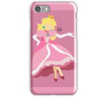 Peach - Super Smash Bros. iPhone Case/Skin
