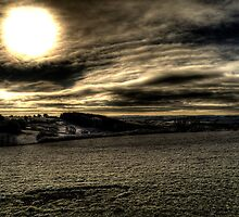 Frost on the Blackdowns by Rob Hawkins