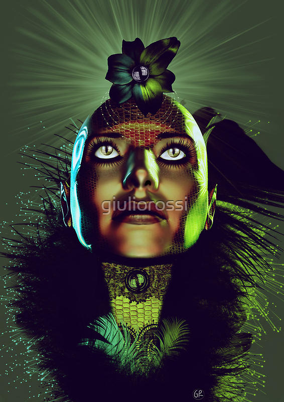 Lady Snake by giuliorossi
