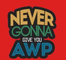 Counter-Strike: Never gonna give you AWP by MLGCS