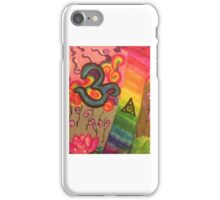 Psychdelic story iPhone Case/Skin