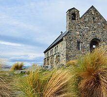 Church of the Good Shepherd, Lake tekapo by suz01