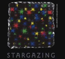 Stargazing - on dark by Duncan Waldron