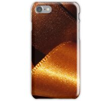 Chocolate & Caramel iPhone Case/Skin