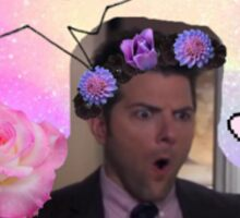 Ben Wyatt - Man of the Hour Sticker
