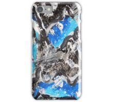 Abstract Mixed Media Art  iPhone Case/Skin