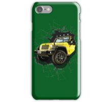 Jeep Truck Offroad Cars 3D iPhone Case/Skin