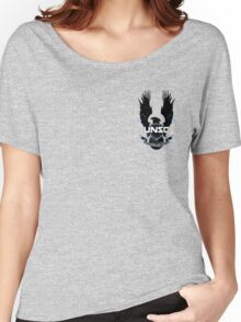 UNSC logo Women's Relaxed Fit T-Shirt