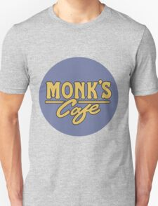 "Monk's Cafe - as seen on ""Seinfeld"" T-Shirt"