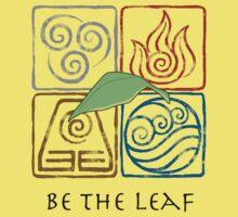 Be The Leaf Kids Tee