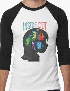 inside out Men's Baseball ¾ T-Shirt