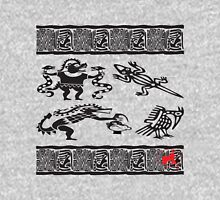 aztec gods tshirt for rogers bros construction Unisex T-Shirt