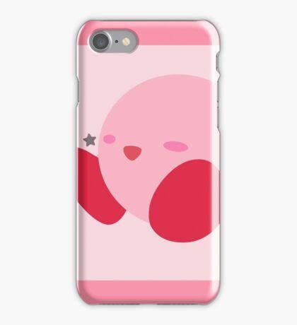Kirby - Super Smash Bros. iPhone Case/Skin