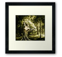 Caring Nature Framed Print