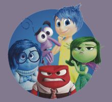 inside out Kids Tee