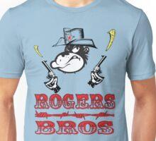wild west tshirt rogers bros construction co Unisex T-Shirt