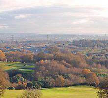 Heaton Park View by petebreezy