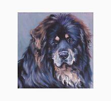 Tibetan Mastiff Fine Art Painting Unisex T-Shirt