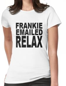 Frankie 10 Womens Fitted T-Shirt