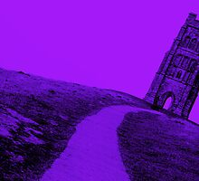 Purple Tor by Mjay