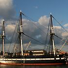Old Ironsides by djphoto