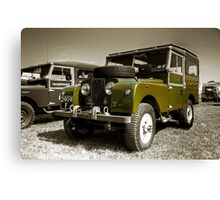 Landy S1 Canvas Print