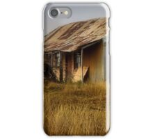 The Shack at the Turondale Turnoff NSW iPhone Case/Skin