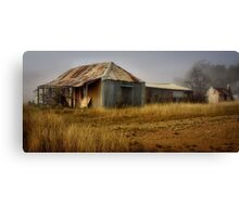 The Shack at the Turondale Turnoff NSW Canvas Print
