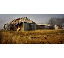 The Shack at the Turondale Turnoff NSW Photographic Print