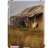 The Shack at the Turondale Turnoff NSW iPad Case/Skin