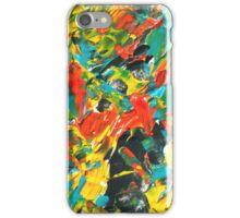 Vivid Fall Colors  iPhone Case/Skin