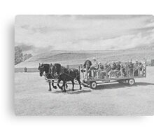 Young Black Team In Unison Metal Print