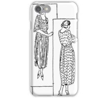 Don't be a square iPhone Case/Skin