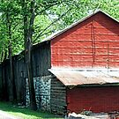 Not Just An Old Barn by barnsis