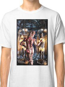 Cyberpunk Painting 066 Classic T-Shirt