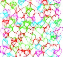 Colourful HeArt © by JUSTART