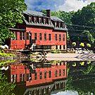 Droescher's Mill by Richard Earl