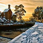 Winter at Beaulieu by silvcurl09