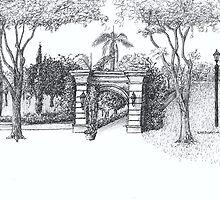 Sanctuary by W. H. Dietrich