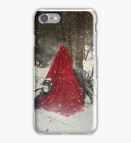 Walking On Tranquil Paths iPhone Case/Skin