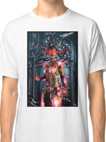 Cyberpunk Painting 067 Classic T-Shirt