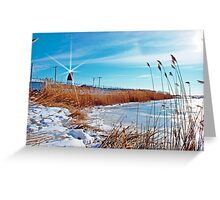 Point Judith Lighthouse II Greeting Card
