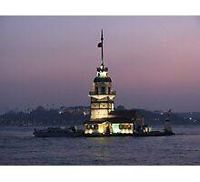 Kız kulesi,Istanbul,TURKEY Photographic Print